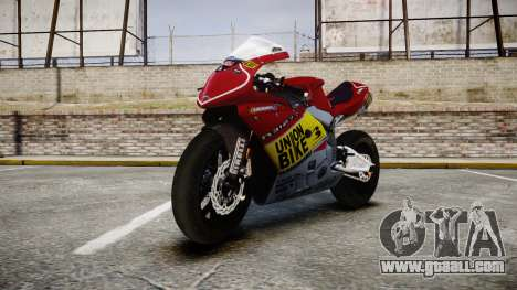 MV Agusta F4 for GTA 4