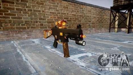 Gun UMP45 Elite for GTA 4