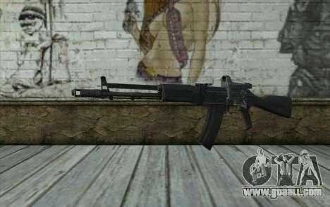 AK-107 for GTA San Andreas
