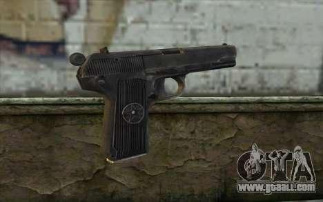 ТТ-33 from Battlefield: Vietnam for GTA San Andreas second screenshot