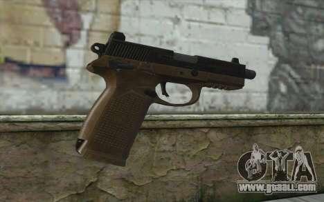 Fort Optics 15 for GTA San Andreas second screenshot