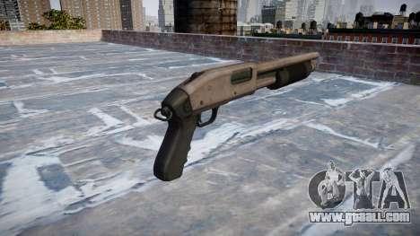 Riot shotgun Mossberg 500 icon1 for GTA 4 second screenshot
