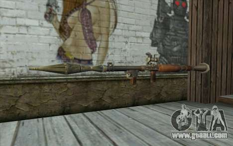 РПГ-7В from Battlefield: Vietnam for GTA San Andreas