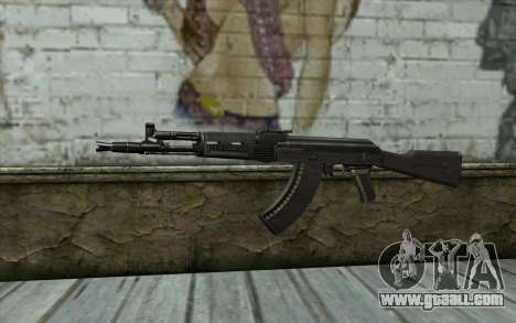 AK-104 for GTA San Andreas