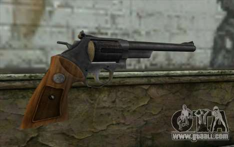 Revolver .44 Magnum from Battlefield: Vietnam for GTA San Andreas second screenshot