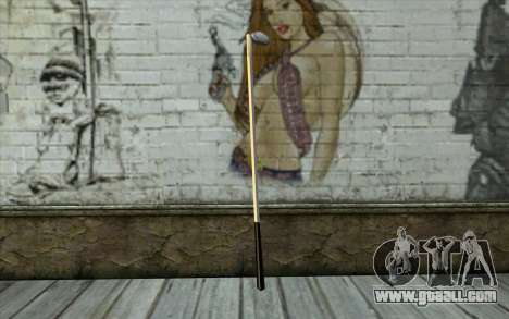 Golf Club from Beta Version for GTA San Andreas