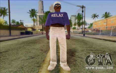 Haitian from GTA Vice City Skin 1 for GTA San Andreas