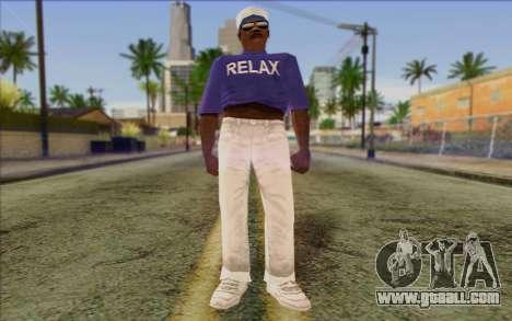 Haitian from GTA Vice City Skin 1 for GTA San Andreas