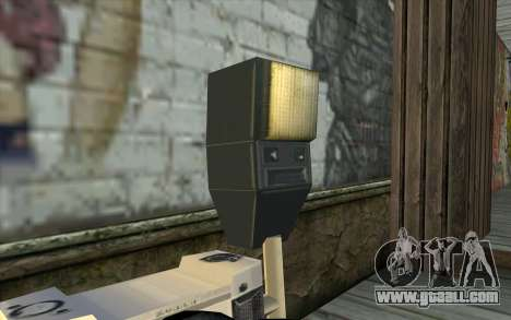 Camera from Beta Version for GTA San Andreas third screenshot