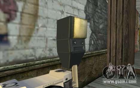 Camera from Beta Version for GTA San Andreas third screenshot