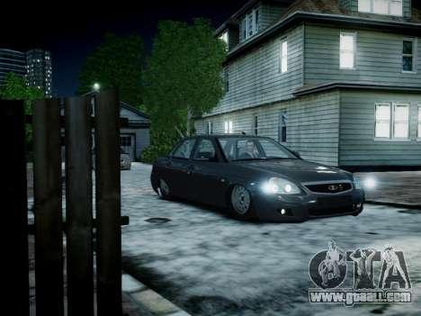 VAZ 2170 for GTA 4