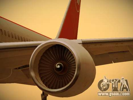 Boeing 757-251 Northwest Airlines for GTA San Andreas