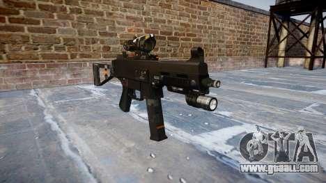 Gun UMP45 CE Digital for GTA 4