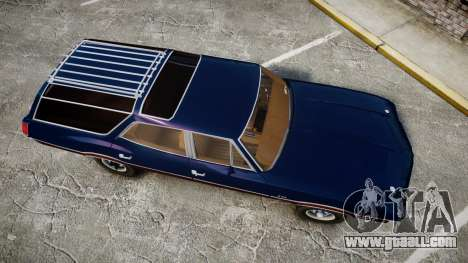 Oldsmobile Vista Cruiser 1972 Rims2 Tree4 for GTA 4 right view