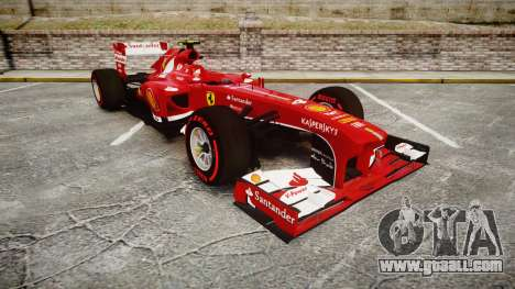 Ferrari F138 v2.0 [RIV] Massa TSSD for GTA 4