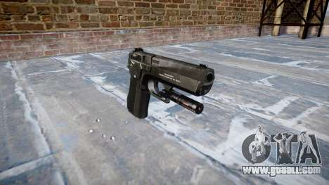 Gun Jericho 941 for GTA 4
