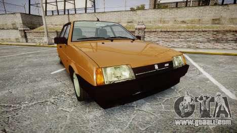 VAZ-2109 1500 i for GTA 4