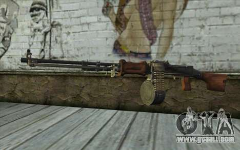 РПД from Battlefield: Vietnam for GTA San Andreas