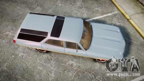 Oldsmobile Vista Cruiser 1972 Rims1 Tree6 for GTA 4 right view