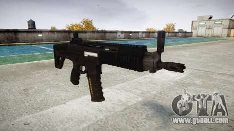 Machine LK-05 stock icon3 for GTA 4