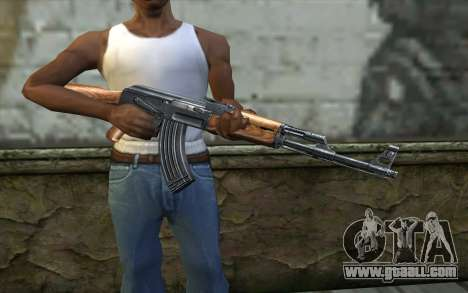 AK47 from Killing Floor v2 for GTA San Andreas third screenshot