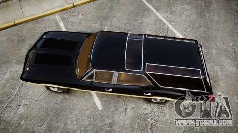 Oldsmobile Vista Cruiser 1972 Rims2 Tree1 for GTA 4 right view
