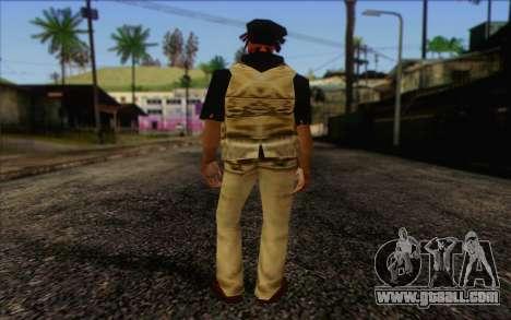 Yardies from GTA Vice City Skin 1 for GTA San Andreas second screenshot