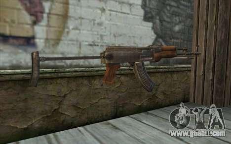 Тип 56-1 (АКМС) from Battlefield: Vietnam for GTA San Andreas second screenshot