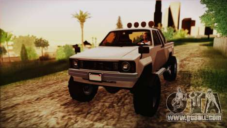Karin Rebel 4x4 GTA 5 for GTA San Andreas