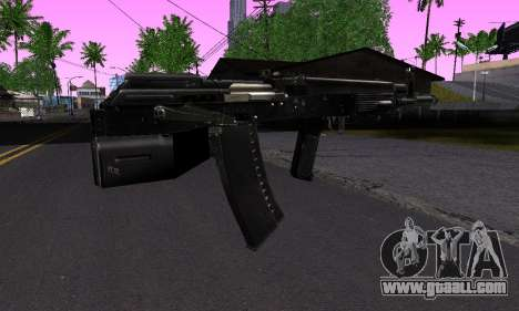 War for GTA San Andreas second screenshot