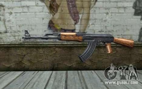 AK47 from Killing Floor v2 for GTA San Andreas