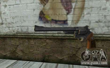 Revolver .44 Magnum from Battlefield: Vietnam for GTA San Andreas