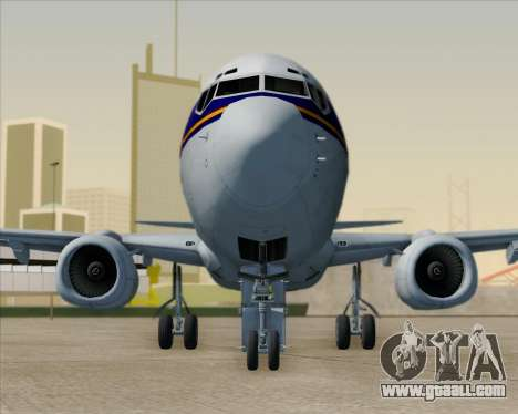 Boeing 737-800 World Travel Airlines (WTA) for GTA San Andreas