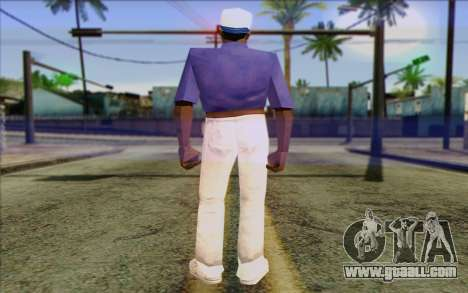 Haitian from GTA Vice City Skin 1 for GTA San Andreas second screenshot