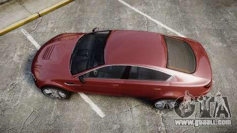 GTA V Ocelot Jackal for GTA 4 right view