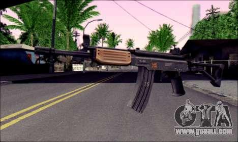 IMI Galil for GTA San Andreas
