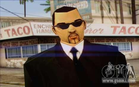 Leone from GTA Vice City Skin 2 for GTA San Andreas third screenshot
