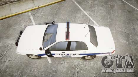 GTA V Vapid Cruiser LP [ELS] for GTA 4 right view