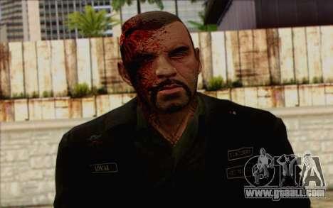 Johnny Klebitz From GTA 5 for GTA San Andreas third screenshot