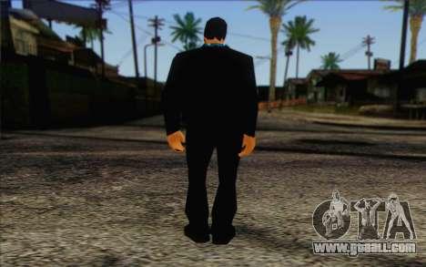 Yakuza from GTA Vice City Skin 2 for GTA San Andreas second screenshot