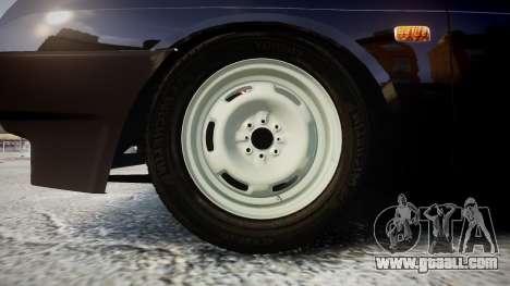VAZ-2109 runoff for GTA 4 back view