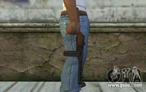 PPSH-41 v2 for GTA San Andreas third screenshot