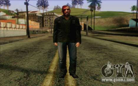 Johnny Klebitz From GTA 5 for GTA San Andreas