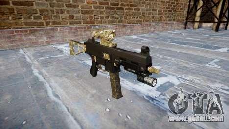 Gun UMP45 DEVGRU for GTA 4