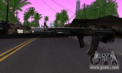 War for GTA San Andreas