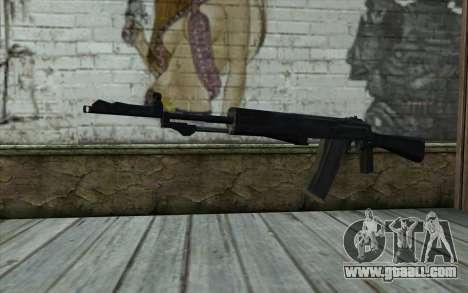 Machine Nikonov for GTA San Andreas
