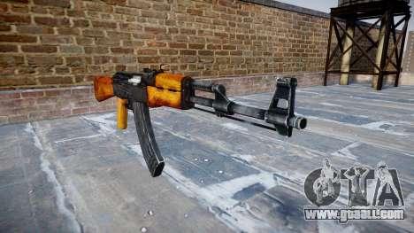Kalashnikov for GTA 4