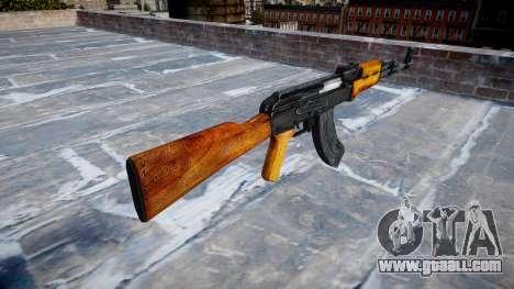 Kalashnikov for GTA 4 second screenshot