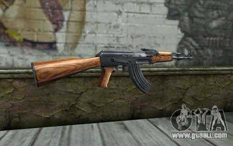 AK47 from Killing Floor v2 for GTA San Andreas second screenshot