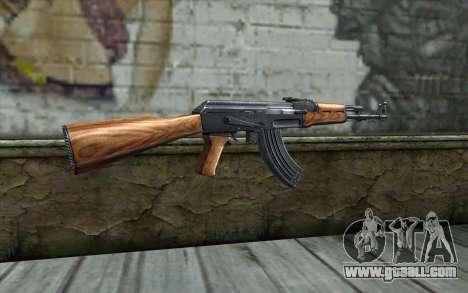 AK47 from Killing Floor v2 for GTA San Andreas second screenshot